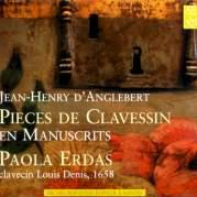 Обложка альбома Danceries du XVIe pour orgue d'après la tablature de Jean de Lublin, 1540, Музыкальный Портал α