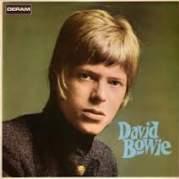 Обложка альбома David Bowie, Музыкальный Портал α