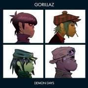 Обложка альбома Demon Days, Музыкальный Портал α