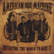 Обложка альбома Destroying the World to Save It, Музыкальный Портал α