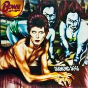 Обложка альбома Diamond Dogs, Музыкальный Портал α