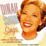 Обложка альбома Dinah Shore Sings … Songs from Aaron Slick From Punkin Crick a.k.a. Marshmallow Moon, Музыкальный Портал α