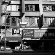 Обложка альбома Dirty Slums, Музыкальный Портал α
