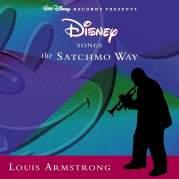 Обложка альбома Disney Songs the Satchmo Way, Музыкальный Портал α