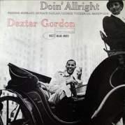 Обложка альбома Doin' Allright, Музыкальный Портал α