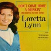 Don't Come Home a Drinkin' (With Lovin' on Your Mind), Музыкальный Портал α