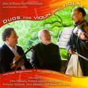 Обложка альбома Duos for Violin and Viola, Музыкальный Портал α