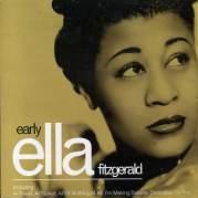 Обложка альбома Early Ella Fitzgerald, Музыкальный Портал α