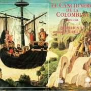 Обложка альбома El Cancionero de la Colombina (1451-1506), Музыкальный Портал α