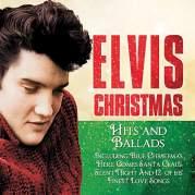 Обложка альбома Elvis Christmas Hits and Ballads, Музыкальный Портал α