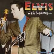 Обложка альбома Elvis, Scotty and Bill: In the Beginning, Музыкальный Портал α