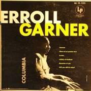 Обложка альбома Erroll Garner, Музыкальный Портал α