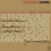Обложка альбома Everybody Digs Bill Evans, Музыкальный Портал α
