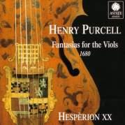 Обложка альбома Fantasias for the Viols, 1680, Музыкальный Портал α