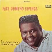 Обложка альбома Fats Domino Swings, Музыкальный Портал α
