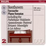 Обложка альбома Favourite Piano Sonatas, Музыкальный Портал α
