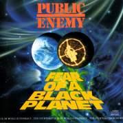 Обложка альбома Fear of a Black Planet, Музыкальный Портал α