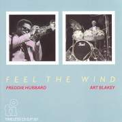 Обложка альбома Feel the Wind, Музыкальный Портал α