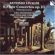Обложка альбома Flute Concertos, op. 10, Музыкальный Портал α