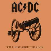 For Those About to Rock (We Salute You), Музыкальный Портал α