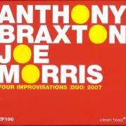 Обложка альбома Four Improvisations (Duo) 2007, Музыкальный Портал α