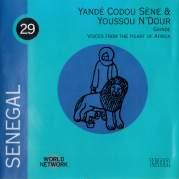 Обложка альбома Gainde: Voices From the Heart of Africa, Музыкальный Портал α
