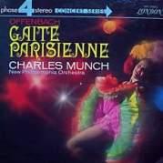 Обложка альбома Gaite Parisienne, Музыкальный Портал α