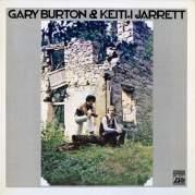 Обложка альбома Gary Burton & Keith Jarret, Музыкальный Портал α
