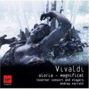 Gloria RV 589 / Magnificat RV 610b (Taverner Consort feat. conductor: Andrew Parrott), Музыкальный Портал α