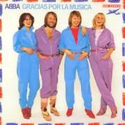 Обложка альбома Gracias Por La Musica, Музыкальный Портал α