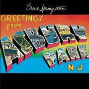 Обложка альбома Greetings From Asbury Park, N.J., Музыкальный Портал α