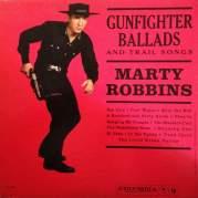 Обложка альбома Gunfighter Ballads and Trail Songs, Музыкальный Портал α