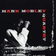 Обложка альбома Hank Mobley Quartet, Музыкальный Портал α