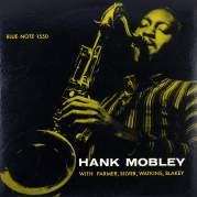 Обложка альбома Hank Mobley Quintet, Музыкальный Портал α