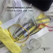 Обложка альбома Happy Birthday John!, Музыкальный Портал α