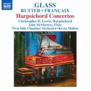 Обложка альбома Harpsichord Concertos, Музыкальный Портал α