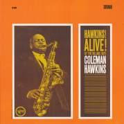 Обложка альбома Hawkins! Alive! At The Village Gate, Музыкальный Портал α