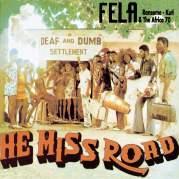 Обложка альбома He Miss Road, Музыкальный Портал α