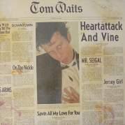 Обложка альбома Heartattack and Vine, Музыкальный Портал α