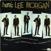 Обложка альбома Here's Lee Morgan, Музыкальный Портал α