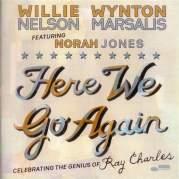 Обложка альбома Here We Go Again: Celebrating the Genius of Ray Charles, Музыкальный Портал α