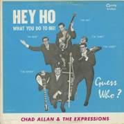 Обложка альбома Hey Ho (What You Do to Me!), Музыкальный Портал α