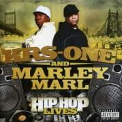 Обложка альбома Hip Hop Lives, Музыкальный Портал α