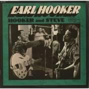 Обложка альбома Hooker 'n Steve (with Steve Miller), Музыкальный Портал α