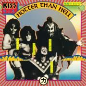 Обложка альбома Hotter Than Hell, Музыкальный Портал α
