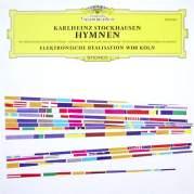 Обложка альбома Hymnen, Музыкальный Портал α