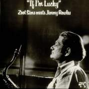 """Обложка альбома """"If I'm Lucky"""", Музыкальный Портал α"""