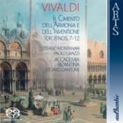 Обложка альбома Il cimento dell'armonia e dell'inventione, op. 8 nos. 7-12, Музыкальный Портал α