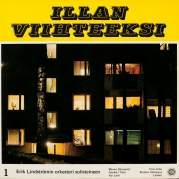 Обложка альбома Illan viihteeksi, Музыкальный Портал α