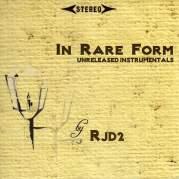 Обложка альбома In Rare Form: Unreleased Instrumentals, Музыкальный Портал α